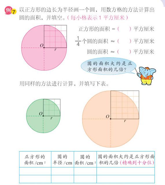 苏教版五年级数学下册10 圆